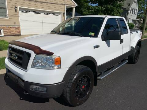 2005 Ford F-150 for sale at Jordan Auto Group in Paterson NJ