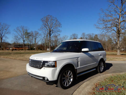 2012 Land Rover Range Rover for sale at SelectClassicCars.com in Hiram GA