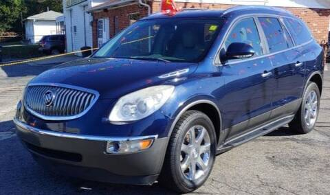 2009 Buick Enclave for sale at L&M Auto Import in Gastonia NC