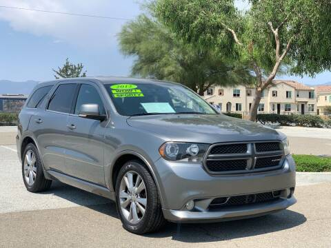2012 Dodge Durango for sale at Esquivel Auto Depot in Rialto CA