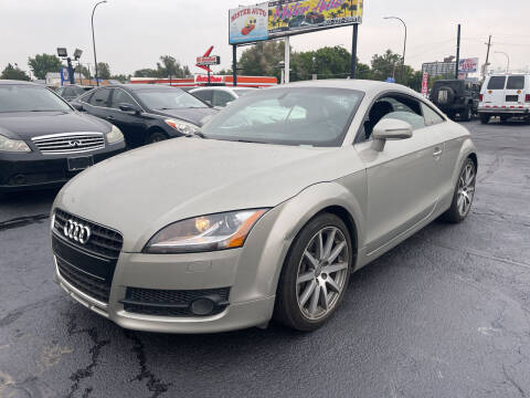 2008 Audi TT for sale at Mister Auto in Lakewood CO