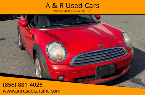 2010 MINI Cooper for sale at A & R Used Cars in Clayton NJ