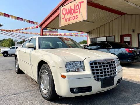 2006 Chrysler 300 for sale at Sandlot Autos in Tyler TX