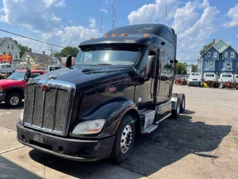 2013 Ptrb tr 587 for sale at Lynch's Auto - Cycle - Truck Center - Trucks and Equipment in Brockton MA