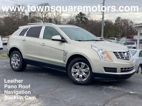 2014 Cadillac SRX for sale at Town Square Motors in Lawrenceville GA