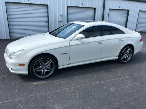 2007 Mercedes-Benz CLS for sale at Guero's Auto Sales in Austin TX