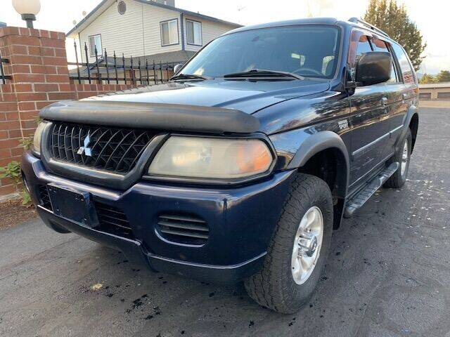 2003 Mitsubishi Montero Sport for sale at Parnell Autowerks in Bend OR