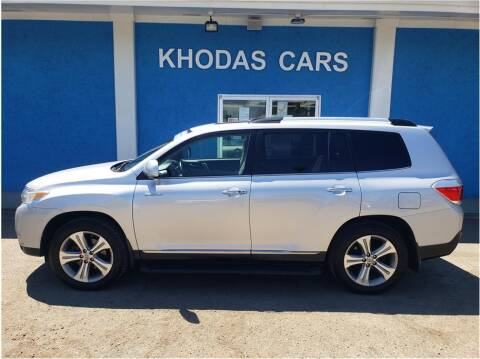 2011 Toyota Highlander for sale at Khodas Cars in Gilroy CA