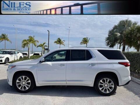 2019 Chevrolet Traverse for sale at Niles Sales and Service in Key West FL