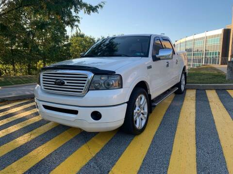 2008 Ford F-150 for sale at FAYAD AUTOMOTIVE GROUP in Pittsburgh PA