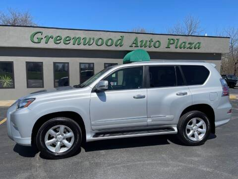 2014 Lexus GX 460 for sale at Greenwood Auto Plaza in Greenwood MO