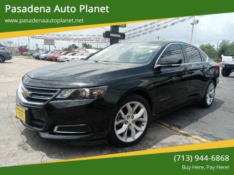 2014 Chevrolet Impala for sale at Pasadena Auto Planet in Houston TX
