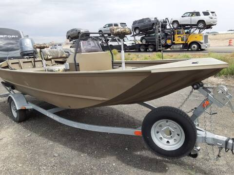 2018 G3 18' Gator Jet for sale at SOUTHERN IDAHO RV AND MARINE in Jerome ID
