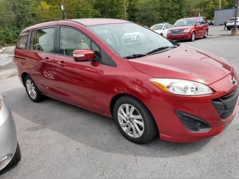 2013 Mazda MAZDA5 for sale at 100 Motors in Bechtelsville PA