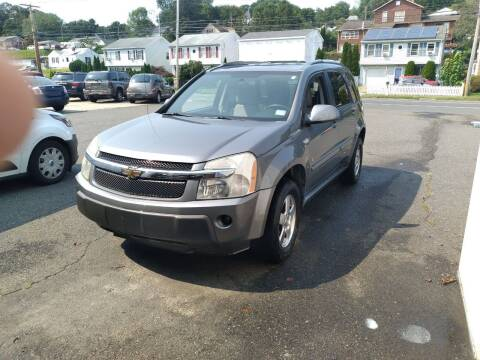 2006 Chevrolet Equinox for sale at Cammisa's Garage Inc in Shelton CT
