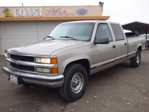 1999 Chevrolet C/K 3500 Series for sale at Coast Motors in Arroyo Grande CA