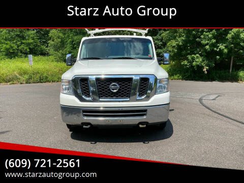 2013 Nissan NV Cargo for sale at Starz Auto Group in Delran NJ