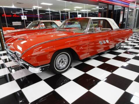 1963 Ford Thunderbird for sale at Wagner's Classic Cars in Bonner Springs KS