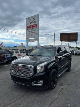 2015 GMC Yukon for sale at US 24 Auto Group in Redford MI