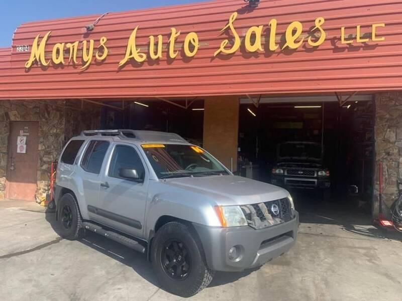 2006 Nissan Xterra for sale at Marys Auto Sales in Phoenix AZ