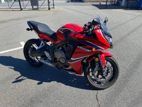 2018 Honda CBR650F for sale at Michael's Cycles & More LLC in Conover NC