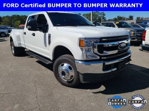 2020 Ford F-350 Super Duty for sale at PHIL SMITH AUTOMOTIVE GROUP - Tallahassee Ford Lincoln in Tallahassee FL