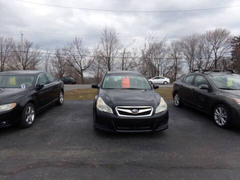 2011 Subaru Legacy for sale at Pool Auto Sales Inc in Spencerport NY