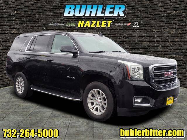 2017 GMC Yukon for sale at Buhler and Bitter Chrysler Jeep in Hazlet NJ