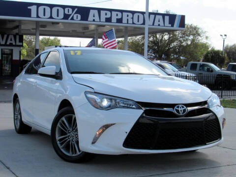 2017 Toyota Camry for sale at Orlando Auto Connect in Orlando FL