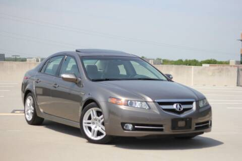2008 Acura TL for sale at Car Match in Temple Hills MD