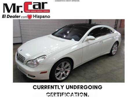 2008 Mercedes-Benz CLS for sale at Mr. Car LLC in Brentwood MD
