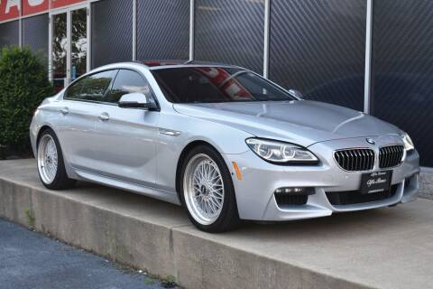 2016 BMW 6 Series for sale at Alfa Romeo & Fiat of Strongsville in Strongsville OH