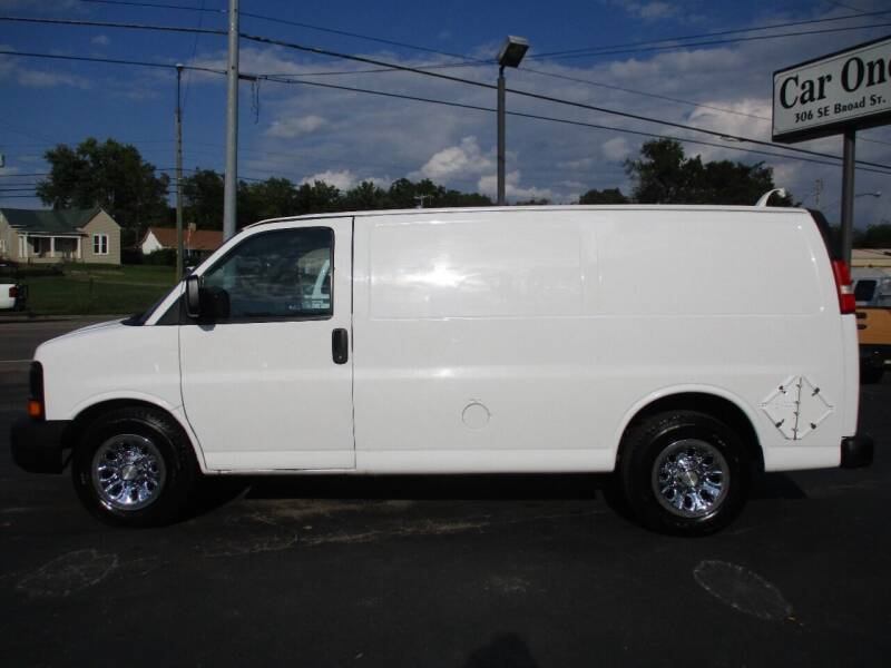 2012 GMC Savana Cargo for sale at Car One in Murfreesboro TN