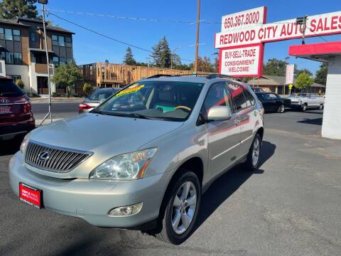 2005 Lexus RX 330 for sale at Redwood City Auto Sales in Redwood City CA