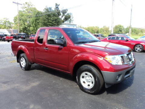 2014 Nissan Frontier for sale at BATTENKILL MOTORS in Greenwich NY