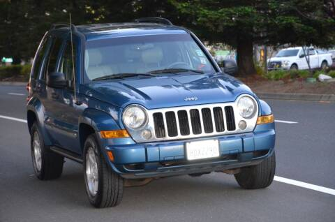 2005 Jeep Liberty for sale at Brand Motors llc in Belmont CA