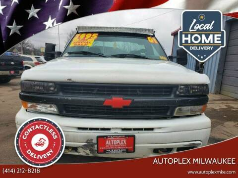 2001 Chevrolet Silverado 1500 for sale at Autoplex Milwaukee in Milwaukee WI
