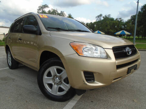 2010 Toyota RAV4 for sale at Sunshine Auto Sales in Kansas City MO