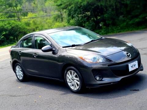 2013 Mazda MAZDA3 for sale at Flying Wheels in Danville NH