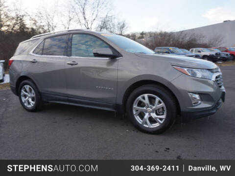 2019 Chevrolet Equinox for sale at Stephens Auto Center of Beckley in Beckley WV