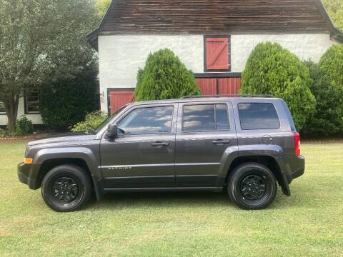 2017 Jeep Patriot for sale at March Motorcars in Lexington NC