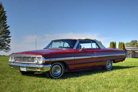 1964 Ford Galaxie 500 for sale at Hooked On Classics in Watertown MN