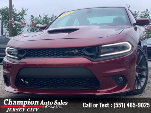 2020 Dodge Charger for sale at CHAMPION AUTO SALES OF JERSEY CITY in Jersey City NJ