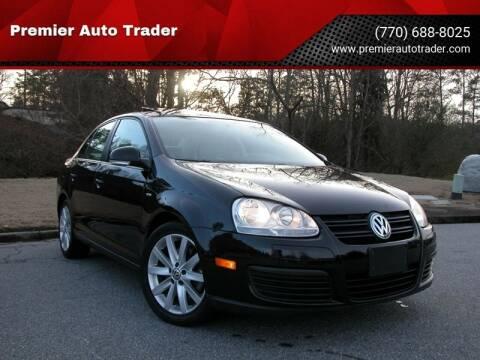 2010 Volkswagen Jetta for sale at Premier Auto Trader in Alpharetta GA