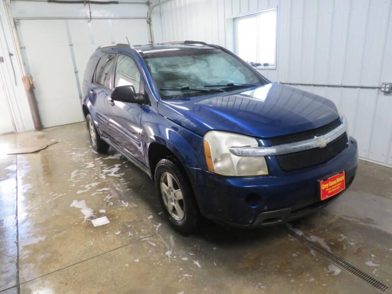 2009 Chevrolet Equinox for sale at Grey Goose Motors in Pierre SD