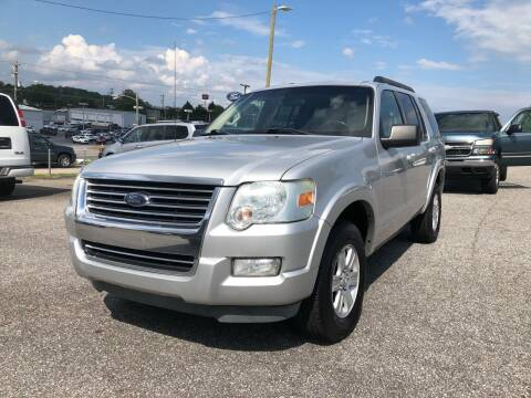 2010 Ford Explorer for sale at Hillside Motors Inc. in Hickory NC