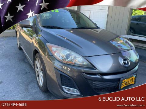 2010 Mazda MAZDA3 for sale at 6 Euclid Auto LLC in Bristol VA