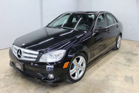 2010 Mercedes-Benz C-Class for sale at Flash Auto Sales in Garland TX