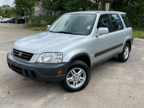 1998 Honda CR-V for sale at JMAC IMPORT AND EXPORT STORAGE WAREHOUSE in Bloomfield NJ