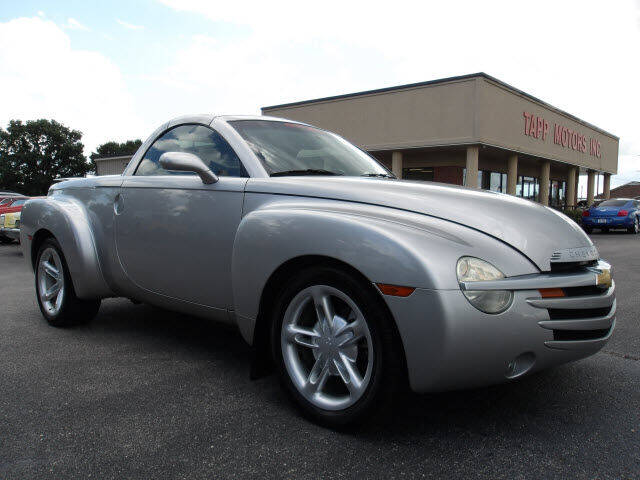 2004 Chevrolet SSR for sale at TAPP MOTORS INC in Owensboro KY